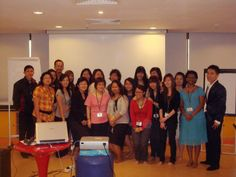 Grooming Workshop @ Central Provident Fund (CPF) Board