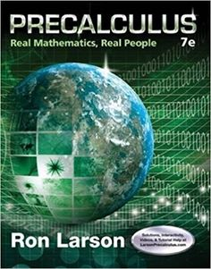 Precalculus mathematics for calculus 7th edition pdf free download precalculus real mathematics real people 7th edition larson solutions manual test banks solutions manual fandeluxe Images
