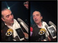 Borracho: Da entrevista Alejandro Fernández - http://www.notimundo.com.mx/espectaculos/borracho-entrevista-alejandro-fernandez/