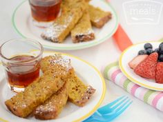 Toddler French Toast Sticks | Once A Month Meals | Freezer Cooking | OAMC