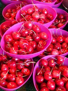 yummie cherries !