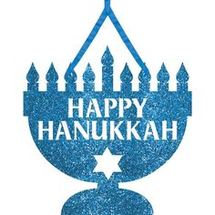 Glitter Hanukkah Sign x - Party City Happy Hannukah, Jewish Hanukkah, Jewish Celebrations, Hanukkah Decorations, Discount Party Supplies, Glitter Ornaments, Religious Art, Jewish Art, Holidays And Events