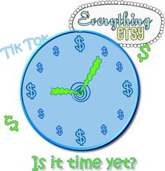 Best Time to List on Etsy - from Everything Etsy