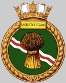dde 262 hmcs saskatchewan crest insignia patch badge destroyer escort royal canadian navy Avro Arrow, Royal Canadian Navy, Emblem, Coal Mining, Navy Ships, Military Art, Coat Of Arms, Armed Forces, Warfare