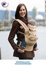 Love mine.. don't bother with a baby bjorn you can use this much longer!