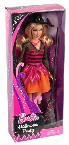 2011 Halloween Barbie