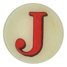 Red Letter J at John Derian