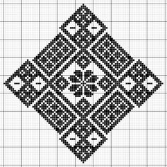 Cross Stitching, Cross Stitch Embroidery, Embroidery Patterns, Crochet Patterns, Cross Stitch Designs, Cross Stitch Patterns, Cross Stitch Geometric, Stitch Witchery, Japanese Embroidery