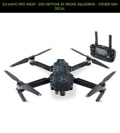 Fits your DJI Mavic Pro Drone. DecalGirl skins for the DJI Mavic Pro feature lightweight and thin automotive-grade materials, full color printing at art-quality resolutions and a precision-cut pattern to precisely fit your drone. Mavic Drone, Small Drones, New Drone, Body Wraps, Drone Quadcopter, Rc Model, Radio Control, Blue, Decals