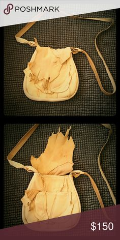 Soft deerskin purse Deerskin purse is so soft and Handmade. Bags
