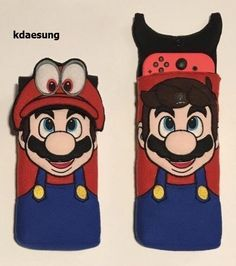 Fan-Art: Super Mario Odyssey Switch sleeve   Now that's a great idea for a sleeve! Surprising that another company or Nintendo themselves haven't released an idea like this. I'd definitely pay to get one!  from GoNintendo Video Games