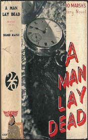 Ngaio Marsh's first book