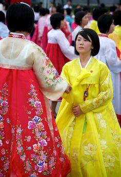 Pyongyang Mass Dance, North Korea
