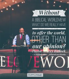 So good we had to share! A little nugget from Pastor Tracey's sermon this morning!  #CliffdaleAlive #WhereLoveWorks