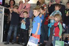 """Klimawandel für Kinder mit dem Buch """"Alarm im Polarmeer"""". Lesung auf der Leipziger Buchmesse. Das Klimaschutz Buch überall im Handel http://www.expertenwissen-fuer-alle.de/shop/Starke-Kinder/Alarm-im-Polarmeer.html"""