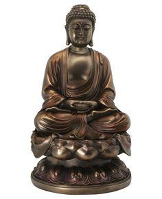 $85 Buddha on Lotus Statue
