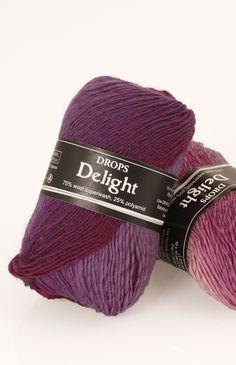 DROPS Delight colour chart ~ DROPS Design
