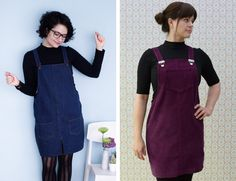 Your Makes with Tilly and the Buttons sewing patterns