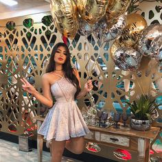 Home decoration ideas, interior design photos and home remodeling examples made simple at HG Design Ideas. Cute Homecoming Dresses, Cute Dresses, Short Dresses, Cute Outfits, Prom Dresses, White Converse Outfits, Girl Fashion, Fashion Outfits, Festival Outfits