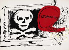 Basquiat e il lato oscuro degli Anni Ottanta. A Roma