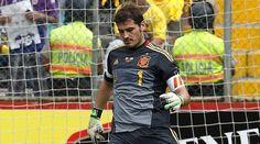 FC Porto - Casillas igualou o recorde europeu de internacionalizações