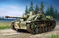 Stug III G, assault gun