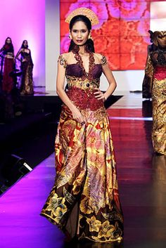 "~ Living a Beautiful Life ~ Anne Avantie ""Indonesia Sehati"""