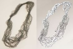 NYMag.com Best Bet: Lara Knutson's Reflective Jewelry available at MoMa