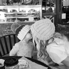 Coffee date, mom life, motherhood