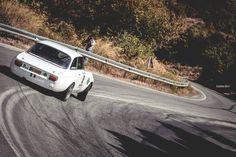 Drifting Alfa style