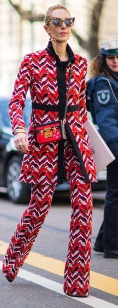 Runway Fashion Outfits, Retail Therapy, Street Styles, Milan, Prada, Army, Style Inspiration, Couture, Denim