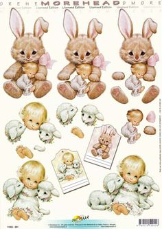 http://www.the-craft-corner.co.uk/morehead-cute-little-girl-with-a-bunny-and-a-lamb-3d-decoupage-sheet-10533-p.asp