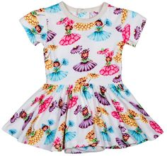 Rock Your Baby Parasol Dress