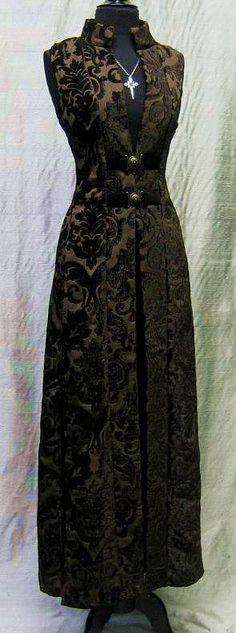 Opera Dress by Shrine Clothing Gothic Dresses
