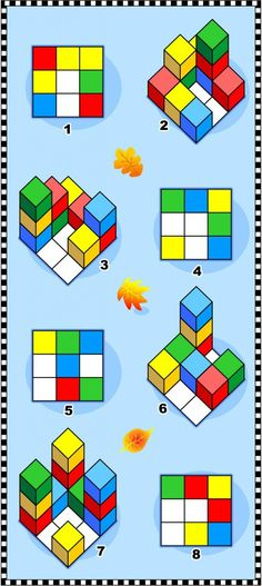Here's a Construction Puzzle Matching Game for Kids! Here's a