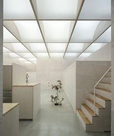 One of a Kind Modern Mansion-The Daylight House in Yokohama by Takeshi Hosaka