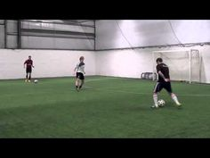 How To Improve Soccer Passing - Soccer Passing Drills