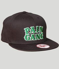 Pain Gang New Era (Snapbacks)  www.shopbenchmark.com Joseph Smith, Snapback, My Style, House, Home, Homes, Houses, Baseball Cap, Baseball Hat