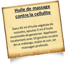 Massage with essential oils against cellulite. - Aromatherapy Essential Oils - cellulite with juniper - Cellulite Wrap, Causes Of Cellulite, What Is Cellulite, Cellulite Scrub, Cellulite Exercises, Cellulite Remedies, Reduce Cellulite, Anti Cellulite, Cellulite Workout