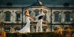 Live out your wedding dreams at these castle wedding venues all over the world. You'll feel like you're in the royal family after your special day at these venues. Wedding Dreams, Dream Wedding, Celebrity Travel, Special Day, Wedding Venues, Castle, Fantasy, Live, World