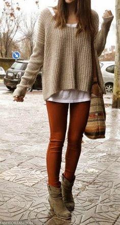 Top 5 Beautiful Autumn Fashion