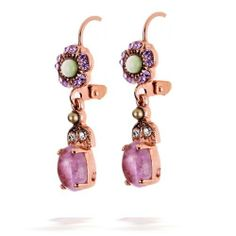 Amaro Jewelry, Earrings - Petite Circle of Light, Drop, in Amethyst and Peridot Tone #E173GGA AOE OE The Artazia Collection. $37.45. Each Amaro Jewelry piece is brand new, 100% authentic. Earrings are tarnish-resistant and hypo-allergenic. This beautiful piece fuses Western and Eastern influences.. See our Total Satisfaction Pledge and easy return and refund policy. Save 25%!
