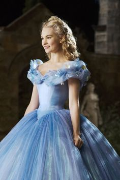 """Why Lily James Is """"Actively Seeking Characters That Are Different"""" From Cinderella"""