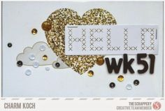 Project Life Wk 51 - using The Scrappery December kits {and more!}