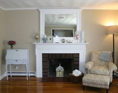 An+old+mantle+looks+even+better...