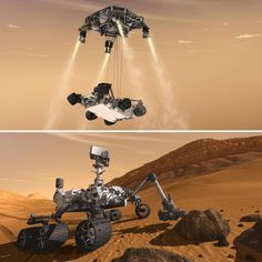 NASA's new Mars rover Curiosity takes off for the Red Planet Thanksgiving weekend!