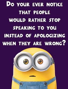 Funny and relatable moments in life that makes you go lol so true. Come have a laugh or conform your lolsotrue moment.Read This Funny Quotes Minions And Minions Quotes Images . Short Funny Quotes, Short Inspirational Quotes, Funny Sayings, Short Sayings, Motivational Quotes, Funny Qoutes, Hilarious Quotes, Random Quotes, Funny Fails