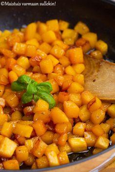 Mushroom Rice, Good Food, Yummy Food, Rice Dishes, Sweet Potato, Vegetarian Recipes, Stuffed Mushrooms, Food And Drink, Salad