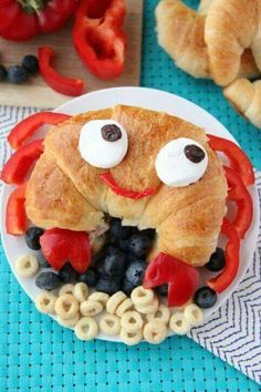 Caranguejo Croissant