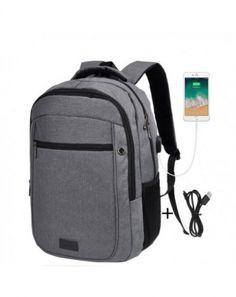 Men's Bags, Shoulder Bags, Laptop Backpack For Men WomenSchool Backpacks For College Travel Backpack With USB Port - - Laptop Backpack, Travel Backpack, Laptop Bags, Laptop Stand, Buy Laptop, Shoulder Backpack, Shoulder Bags, Men's Backpacks, School Backpacks